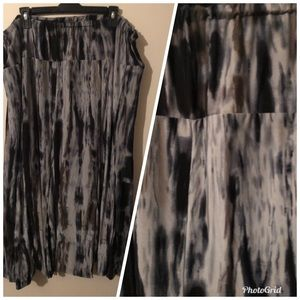 Dresses & Skirts - Funky & comfy skirt size 2x